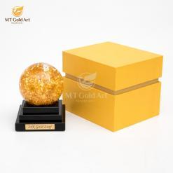 quà tặng cho nam - quả cầu pha lê
